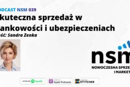 Podcast z Sandrą Zenką